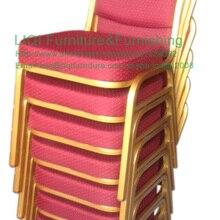 Качественные Дешевые крепкие железные банкетные стулья LQ-T1030