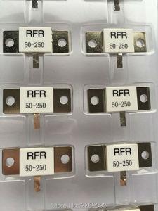 100% новый высокочастотный резистор фиктивной нагрузки, RFR50-250 RFR 50-250 RFR-50-250 50 Ом 250 Вт