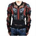 Envío gratis motocicletas armadura protección protector de la chaqueta de moto de motocross cruz pecho espalda protector de equipo de protección de dos colores
