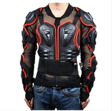 Free shipping font b Motorcycles b font Armor Protection Motocross font b Jacket b font Protector