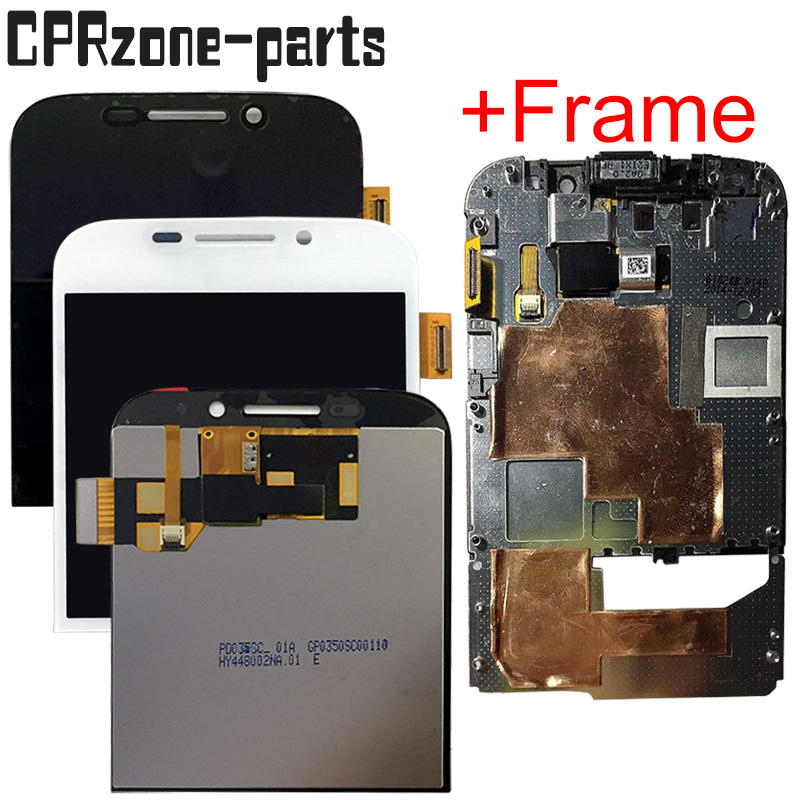 3.5 100% tested lcd For BlackBerry Classic Q20 LCD display touch screen sensor digitizer assembly with frame free shipping3.5 100% tested lcd For BlackBerry Classic Q20 LCD display touch screen sensor digitizer assembly with frame free shipping