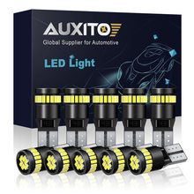 10x W5W T10 Led Canbus Lampen Voor Bmw Audi Mercedes Auto Interieur Reading Parking Verlichting Wit Blauw Rood Geel geen Fout 12V