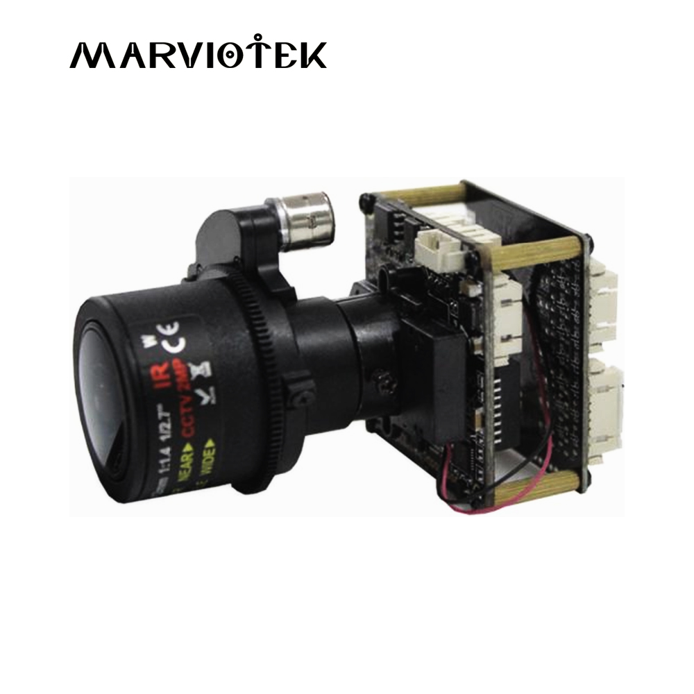 1080p ip camera wifi module ip cameras ptz motorized zoom Sony <font><b>IMX291</b></font> security video surveillance camera with wi-fi audio port image