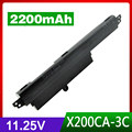"2200mAh Laptop Battery A31N1302 A31LM9H for Asus VIVOBOOK X200CA F200CA 11.6"" NOTEBOOK Series"