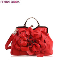 FLYING BIRDS Tote Design Women Handbag Famous Brands Luxury Women Shoulder Bags Ladies In Women S