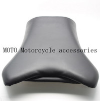Black Motorcycle Seat Cushion Motorbike Front Seat Covers For YAMAHA FZ1N 2006 2010 2007 2008 2009