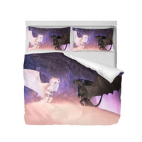 Bedding Set Fashion Cartoon Anime How To Train Your Dragon 3D Printing Duvet Covers King Double Size Bedroom Decor Bed Set 3 Pcs
