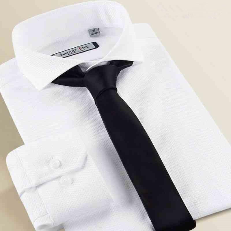 Smartfive brand mens dress shirts 100 cotton long sleeve for 100 cotton dress shirt