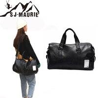 SJ Maurie Gym Shark Womens Bag for Sport Pu Leather Shoes Bags Women FitnessYoga Woman Sport Bag Bolsa Deporte Hombre Gimnasio