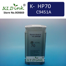 Compatible HP70 C9451A LIGHT GRAY ink cartridge for Z2100 Z3100 Z3200 Z5200 printer
