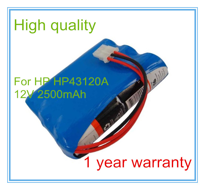 Defibrillator Battery Replacement For HP43120A,43200,43200A,43100A,43110A,43120A,43130A,43100,43130,78672