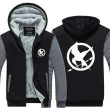 The Hunger Games Fleece Hoodie (4 Colors)