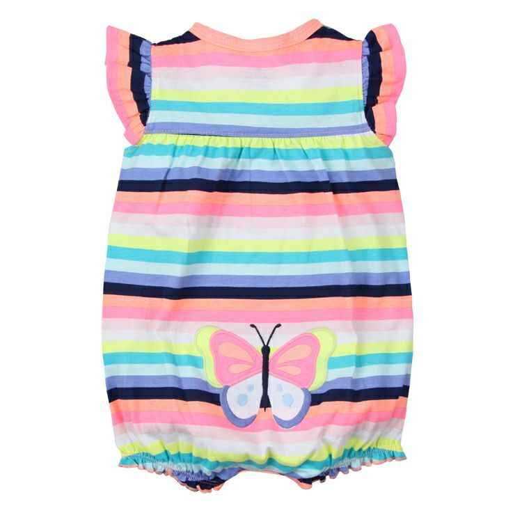 54684eeb6 Detail Feedback Questions about Baby Girls Rompers Summer Fashion ...
