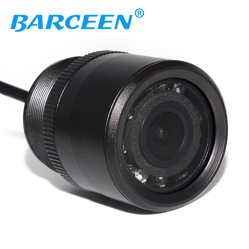 Promotion Car Rear View Camera Reverse Backup Parking Waterproof CCD Camera with IR LED Night vision free shipping|rear view camera|car rear reverse camera|reverse backup camera - title=