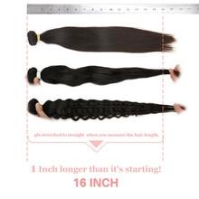 Ali Queen Hair Products Brazilian Virgin Natural Wave Hair 4Pcs/Lot 100% Human Hair Weave Bundles For Hair Salon Free Shipping