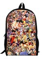17inch dragon ball backpack double layer custom made children anime Kids bag dragon ball Z Resurrection 'F' Cartoon boy men bags