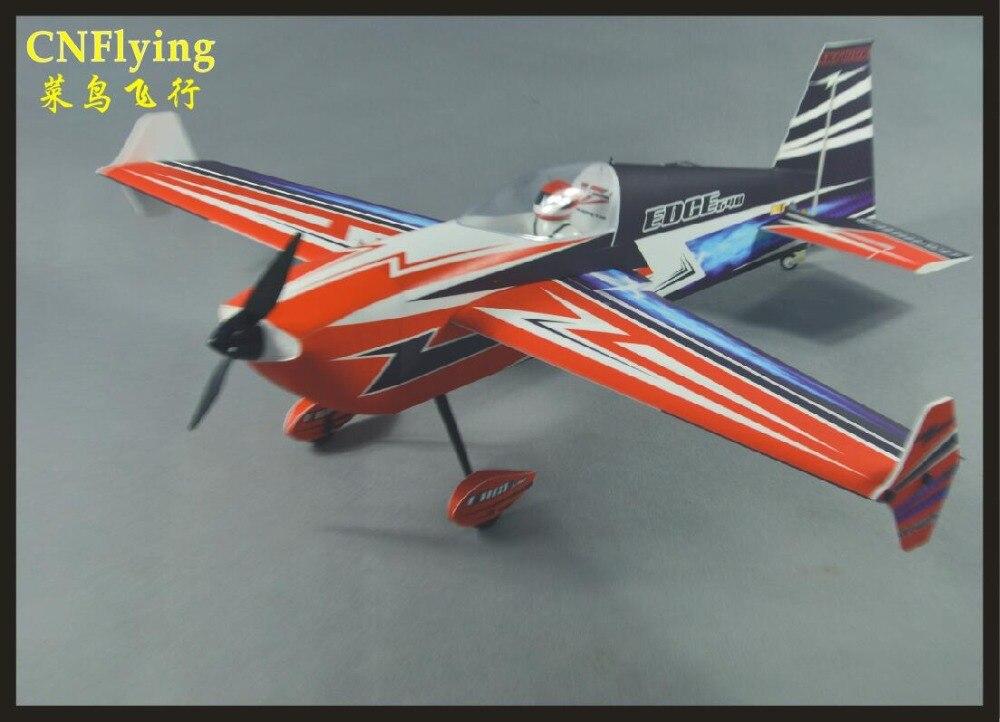 PIANO di apertura alare 1219mm 30E EDGE540 SKYWING NUOVO materiale PP 540 T KIT SET RC 3D aereo RC MODELLO di HOBBY GIOCATTOLI 3D aereo
