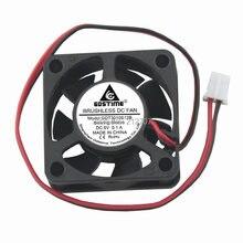 5 шт gdstime мини маленький охлаждающий вентилятор постоянного