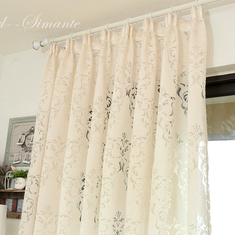 envo libre cortinas de panel moderna cortina balcn cocina sala de blancos hecho hecho listo