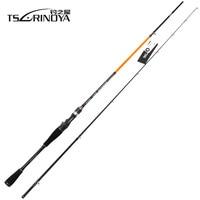 Tsurinoya PIONEER 2.12m M ML Power Carbon Fishing Rod FUJI O Guide Ring Carbon Fiber Rod Bass Rod Spinning Casting Fish Rod