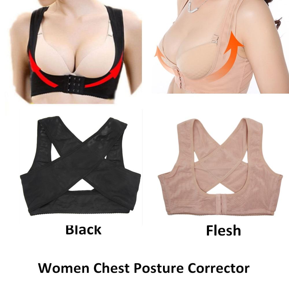 Chest Supports for Women Brace Up Belt Posture Corrector Shape Prevent Hunchback Sagging Corsetor