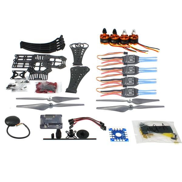 DIY RC Drone Quadrocopter X4M360L Rahmen Kit mit GPS APM 2,8 Motor ESC F14892-A eric tyson mutual funds for dummies