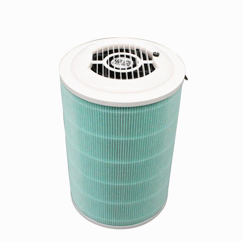 Purificazione dell'aria Piccolo Disappannamento Foschia Fumo Formaldeide Fan Fan Elemento Filtrante Montaggio Semplice Purificatore