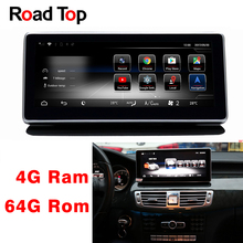 10,25 «Android 8,1 Дисплей для Mercedes Benz CLS W218 2010-2014 автомобиль радио мультимедиа монитор gps навигации bluetooth-гарнитура