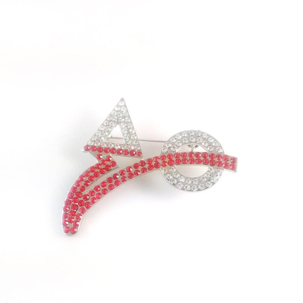 Новые дельта сигма тета брошь pin ювелирных изделий, Dst пальцы 5 шт. много