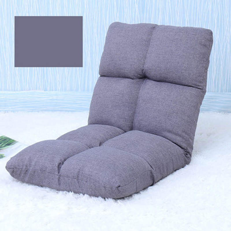 Chpermore Lazy Sofa Comfortable Foldable Living Room Leisure Sofa Hotel Single Tatami Japanese Chair Bed Computer Chair