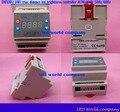 Free shipping DMX302 DMX triac dimmer led brightness controller AC90-240V 50Hz/60Hz high voltage 3 channels 1A/channel