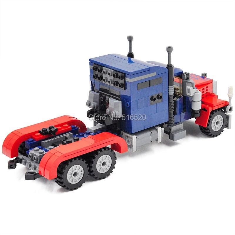 GUDI Legoing Robot Creator Blocks 377pcs tegelstenar Classic Technic - Byggklossar och byggleksaker - Foto 6