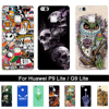 """Soft Silicone Case For Huawei Ascend P9 Lite G9 Lite 5.2"""" Back TPU Case Cover for Huawei P9 Lite G9 Lite Print Painted Shell Bag"""