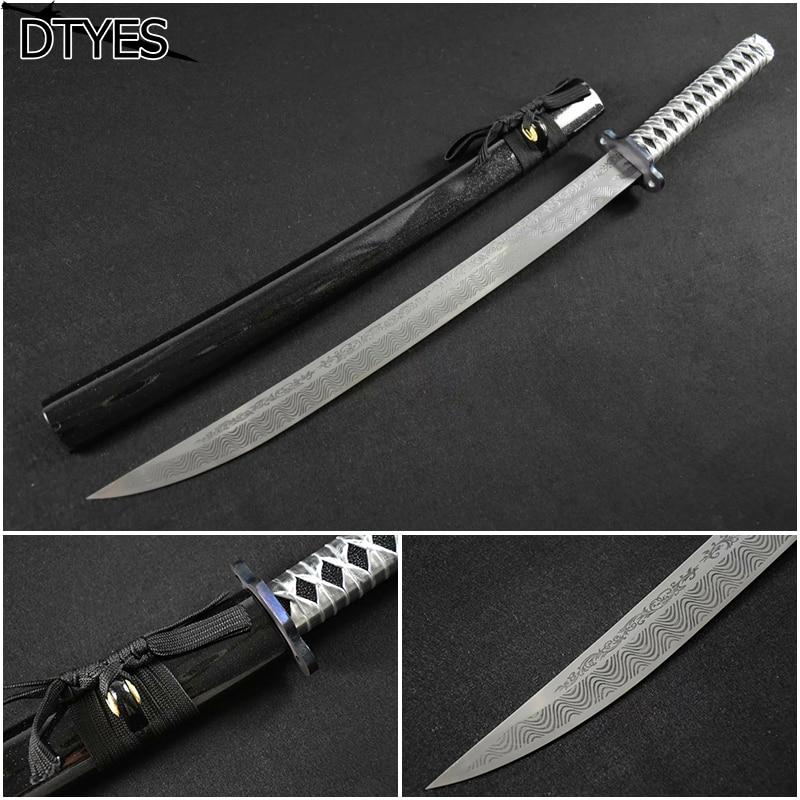 espada самурай