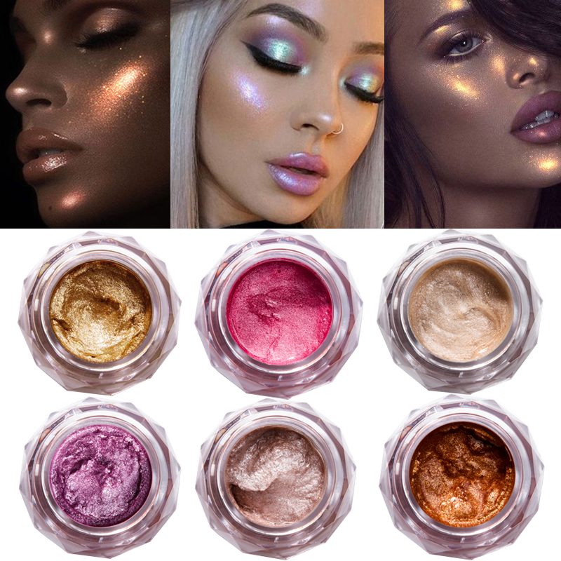 Body Pudaier Body Glitter Gel Pigment Shimmer Face Eyeshadow Hair Body Festival Makeup Diamond Lip Glitter Tattoo Laser Sequin Gel Large Assortment