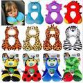 16colors Bebê Travesseiro Pescoço U-em forma de travesseiro de viagem almofada do assento de carro do bebê brinquedos de pelúcia almofada travesseiro