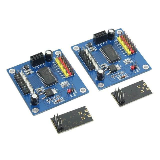 200M 8CH 2 4G Wirless Follow Focus Control Board DIY Controlling Distance Servo Controller