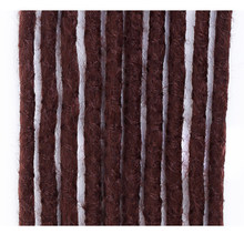 "WTB 20 ""Kanekalon Handmade Dreadlocks Extensions Synthetic Crochet Dreads Braiding Hair For Men And Women Black Blonde(China)"