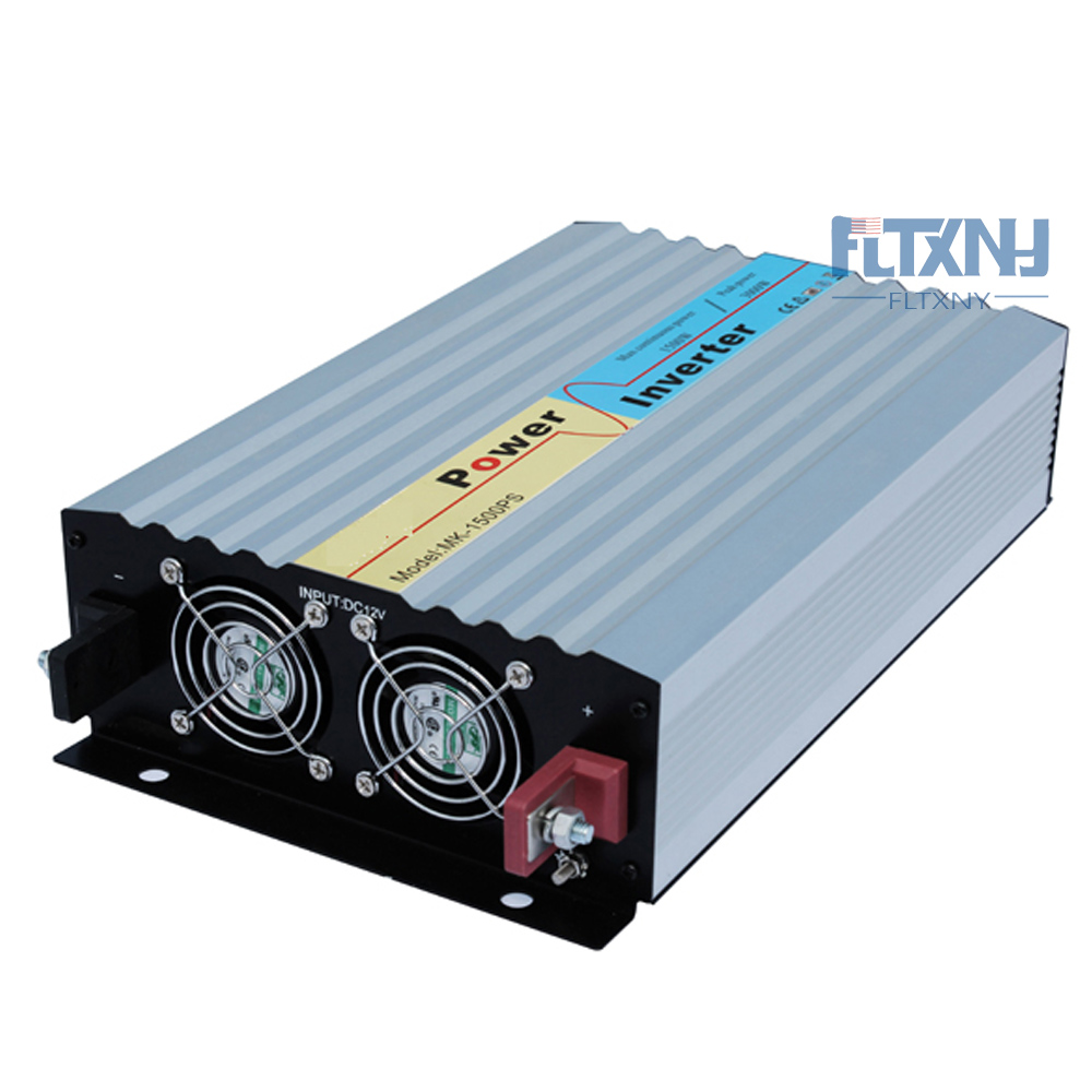 US $249 0 |1500w pure sine wave inverter for solar system wind system  use,off grid type for 12v/24v/48v DC to AC 110v/220V home use-in Inverters  &