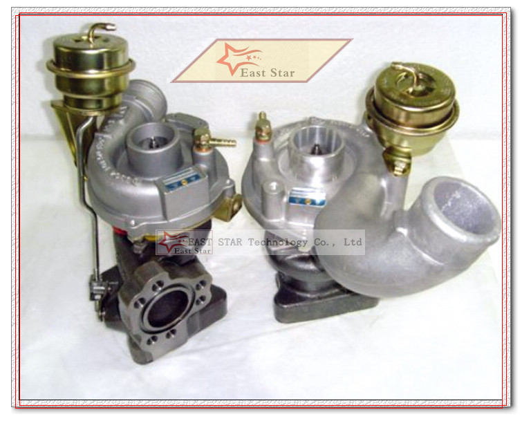TURBO K03 53039880016 53039880017 Turbocharger for Audi S4 A6 A6 Allroad 1997-2001 AJK ARE BES AGB 2.7L (3)