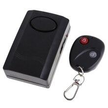 Control Remoto Inalámbrico de Vibración de seguridad Vehículo FC Inicio de Alarma Antirrobo Detector de Alarma antirrobo Tienda de Protección de Infrarrojos