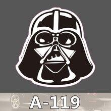 A-119 Star Wars Mode Kühle DIY Aufkleber Für Laptop Gepäck Skateboard Kühlschrank Auto Graffiti Cartoon Aufkleber