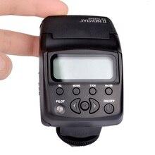 Viltrox jy-610n ii i-ttl на камеру мини вспышка speedlite для nikon d5300 d7100 d5200 d600 d810 d610 d750 d3200 d800 d5100