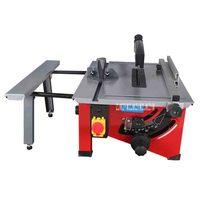 (Erweiterte Version) 8 zoll Schiebe Holzbearbeitung Tisch Sah Multifunktionale Tisch Sah DIY Holz Kreissäge 210mm 220 v 240 v 1200 watt|Sägeanlage|   -
