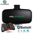 HOLDREAMS H1 3D Очки VR 3.0 Виртуальной Реальности Гарнитура Google картон VR Видео для 4-5.5 дюймов Телефон + Геймпад Mocute 050