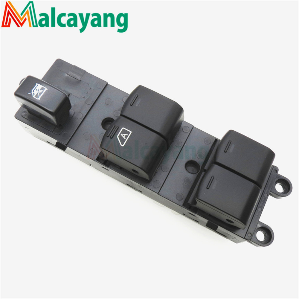 Pour Nissan Pathfinder R51 Navara King Cab Pick-Up SUV Fenêtre Electric Power Master Switch 25401-EB30B 25401EB30B