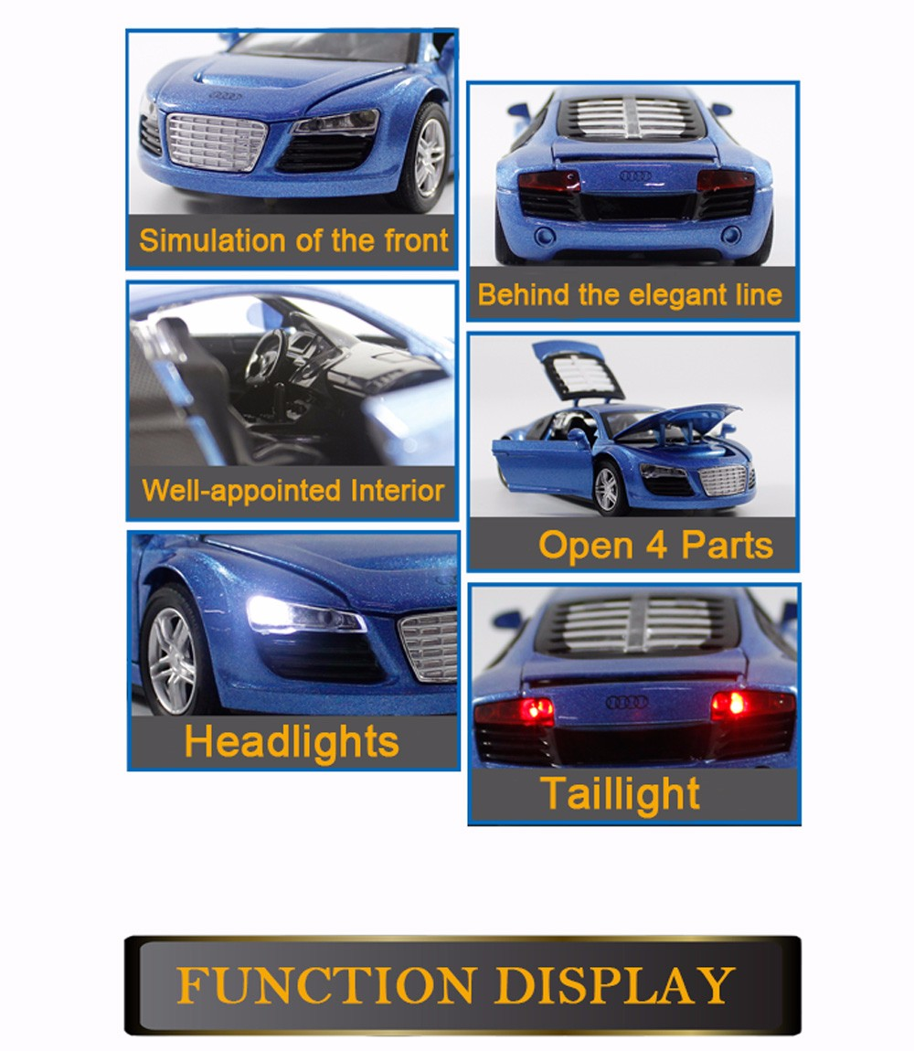 Audi-R8-Diecast-car-10