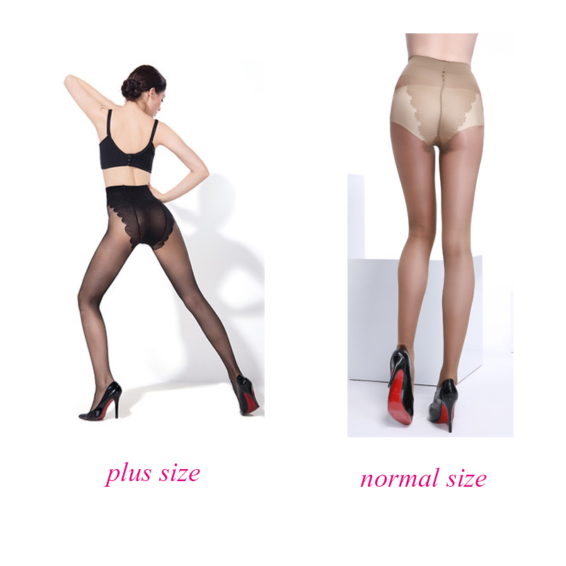 8b5a03cc9ed (6 Pairs pack) Women s 40 Denier Core spun Silk Ultra thin Pantyhose Sexy  and Fashion Bikini butterfly Charm Tights-in Tights from Underwear    Sleepwears on ...