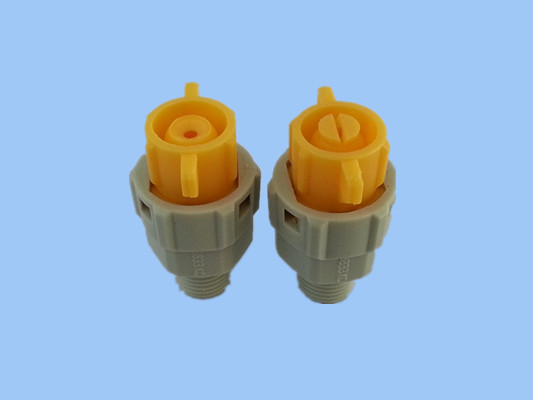 DHL free shipping ! ! ( 50 pcs/lot ) Plastic quick release PCB etcher nozzle dhl free shipping arming