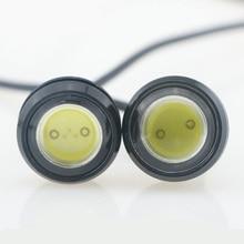 купить 23mm Red Eagle Eye Light 9w Dc 12v Car Led Daytime Running Light Drl Backup Car Motor Parking Signal Lamps Waterproof Fog Light онлайн